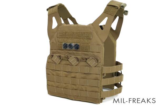 Crye Precision Jumpable Plate Carrier (JPC) ジャンパブル プレートキャリア コヨーテブラウン