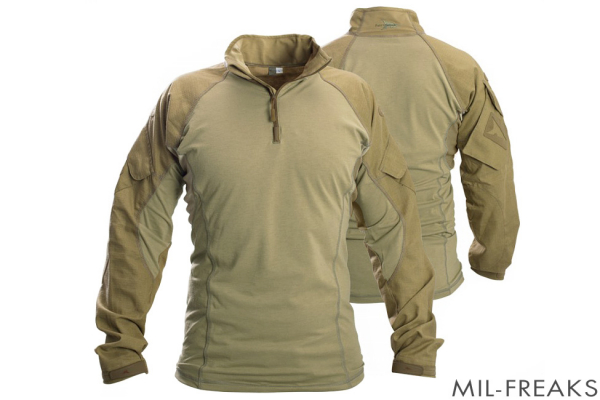 FirstSpear Asset Technical Field Shirt アセット コンバットシャツ - ACM BASE 100 サンドTAN